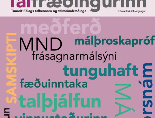 Útgáfa Talfræðingsins