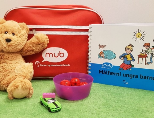 Málfærni ungra barna (MUB)